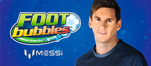 Messi Footbubble