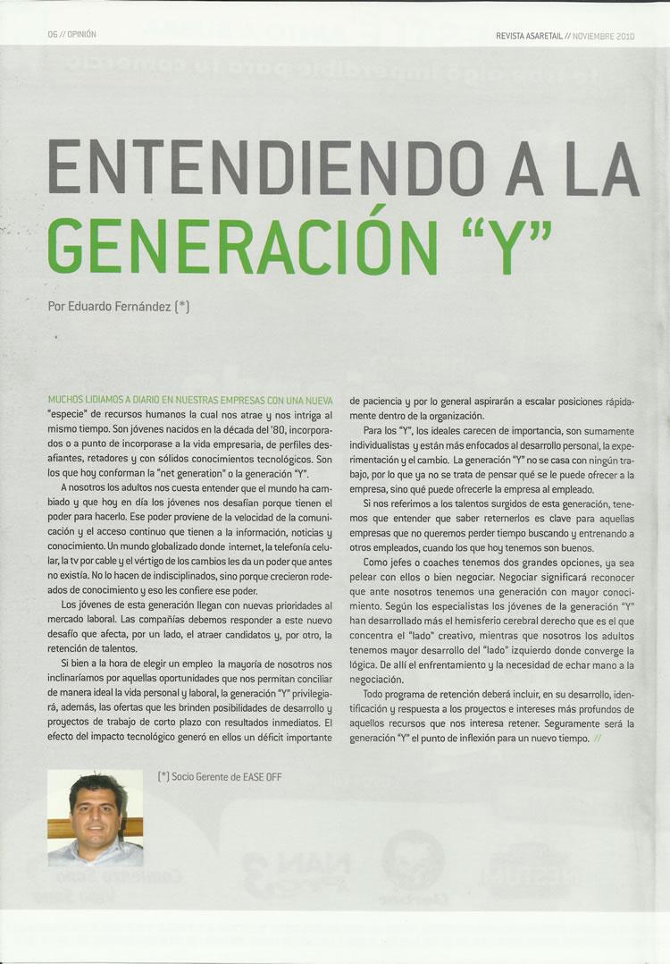 ASA Retail Noviembre 2010