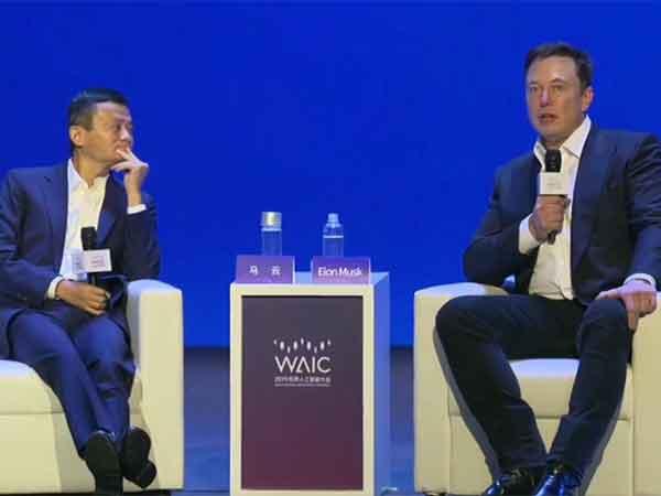 Los mejores momentos del debate entre Jack Ma y Elon Musk sobre inteligencia artificial en la WAIC 2019